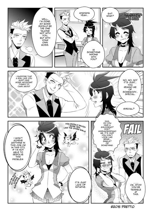 Sexy Detectives